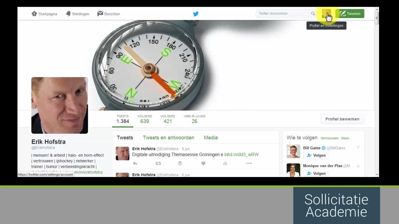 4.9 Jouw social media profielen op scherp zetten  deel 2