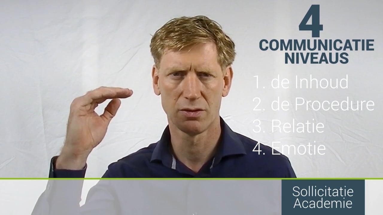 7.2:  Grip op Jouw Sollicitatiegesprek